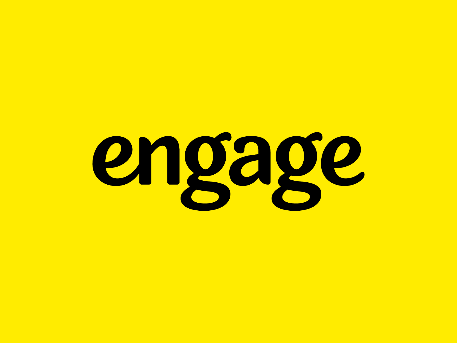 Logo Refresh    engage    View Project