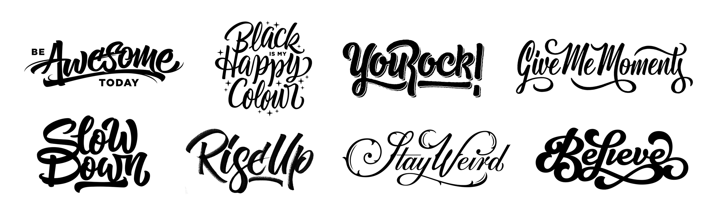 Hand Lettering     State Bicycle Co.     VIEW PROJECT