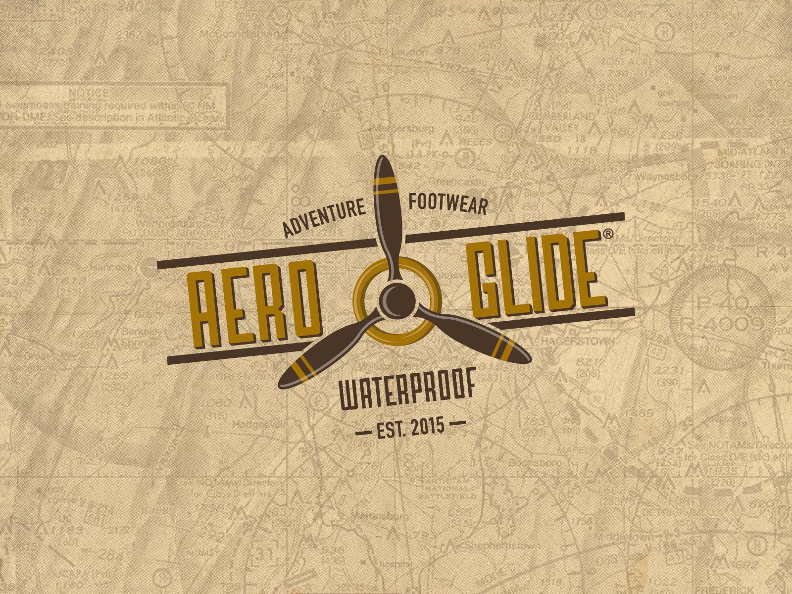 Branding & Identity    Aeroglide    VIEW PROJECT