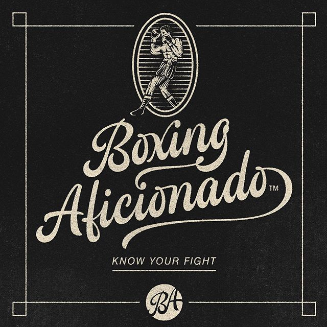 I had the opportunity to rebrand a boxing clothing and apparel company based out of NYC 🗽🥊. During our initial discussions, my client provided several images of vintage promotional boxing posters for me to reference. I had a lot of fun exploring different styles relative to the late 19th/early 20th century aesthetic. Swipe left to see the progression of the boxer illustration. The first icon was given to me by the client and the next two were iterations before landing on the final image.