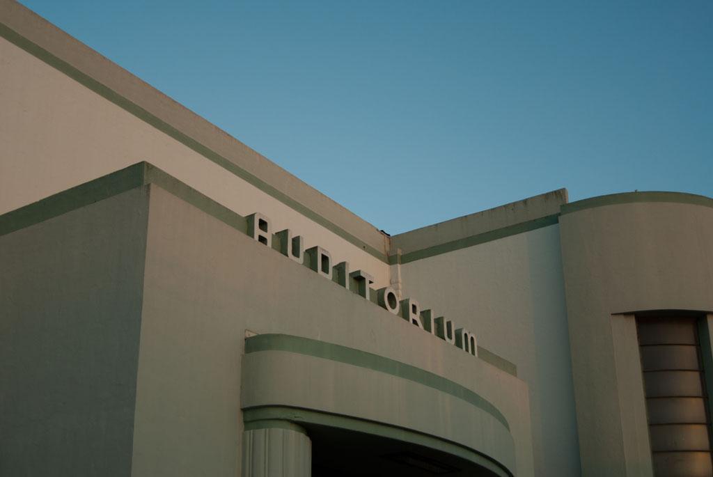 "Outerlands #3 (Auditorium) 17"" x 12"" 2011"