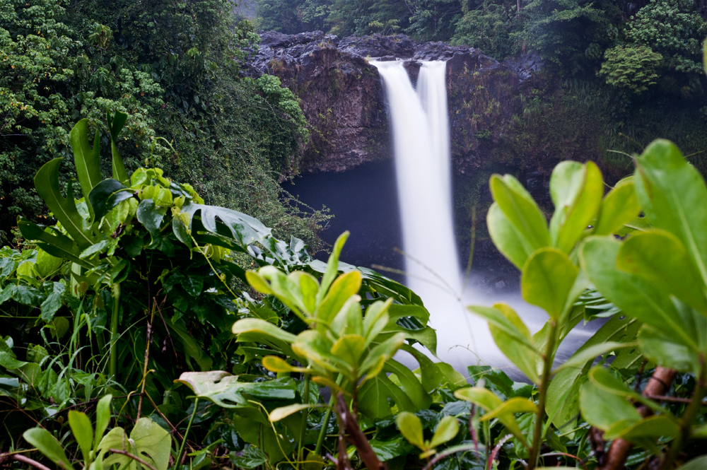 not so secret waterfalls