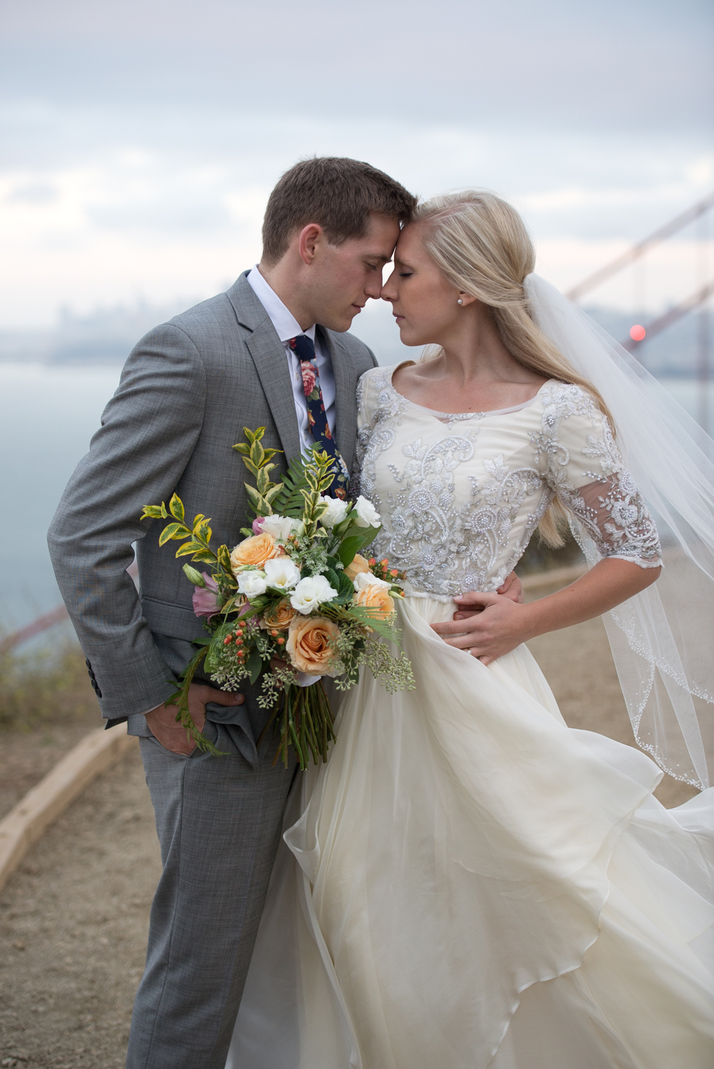 Romantic San Francisco Wedding Photography