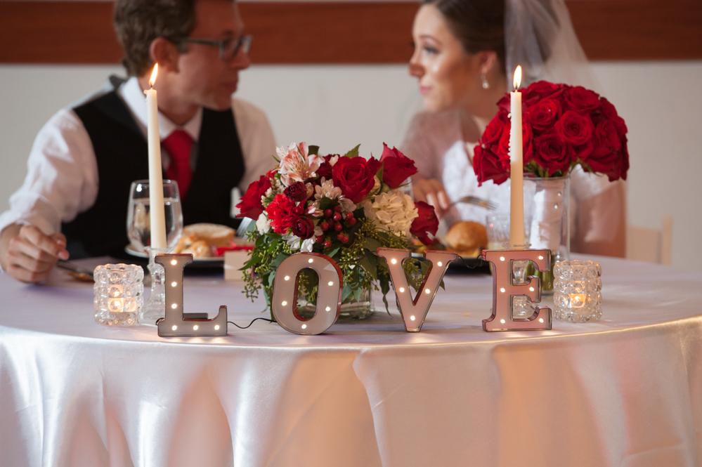 Danville CA Community Center Wedding