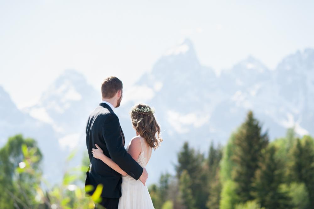 Grand Teton Elopement Photographer