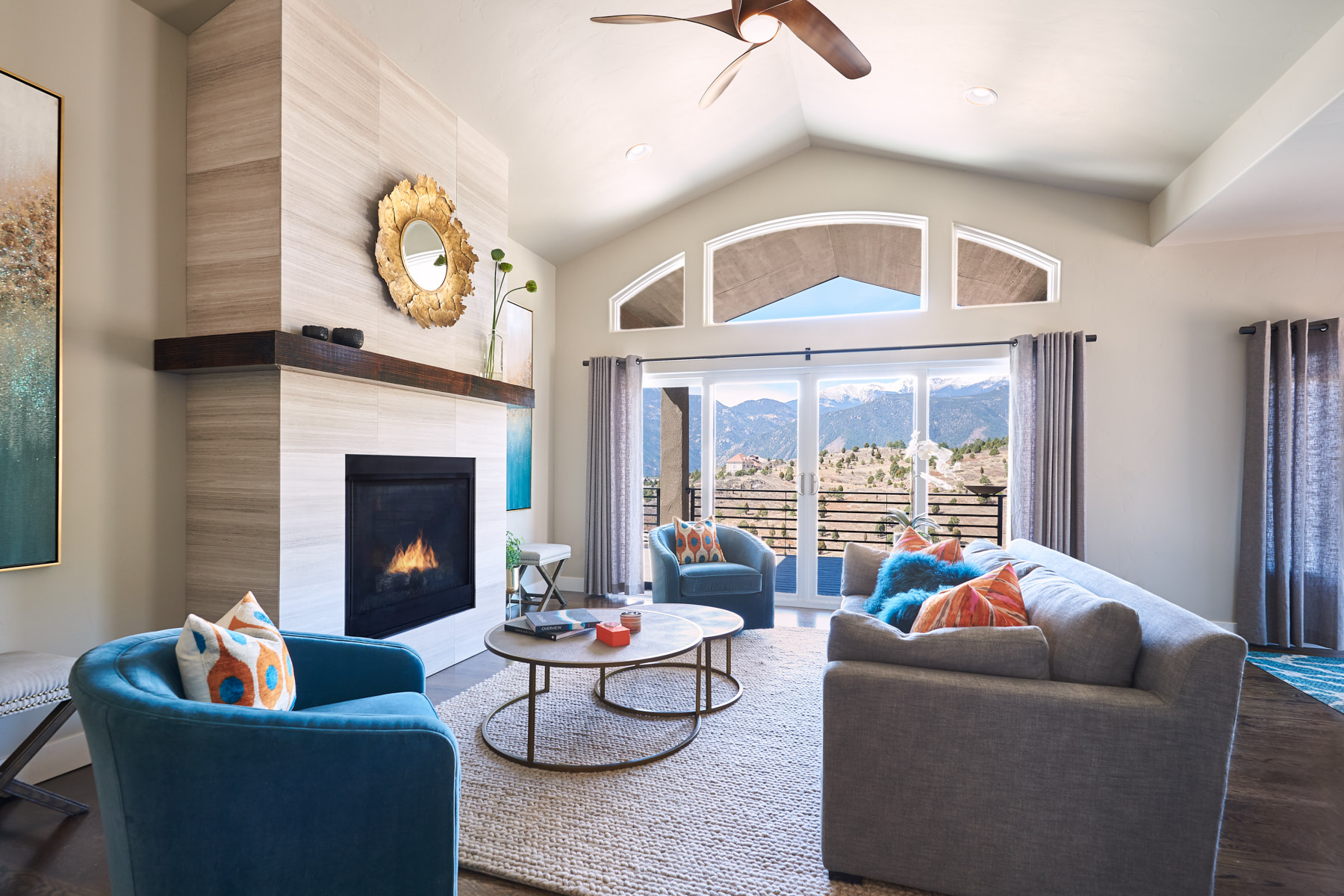 Premier interior design and furniture decorating Denver, CO furnishings