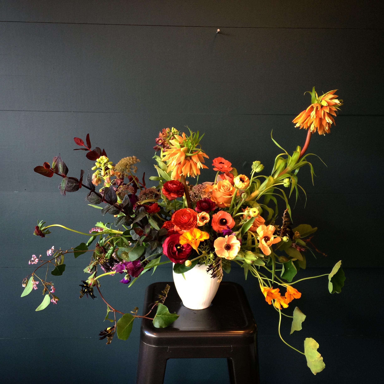 Willi Wildflower Centerpiece.JPG