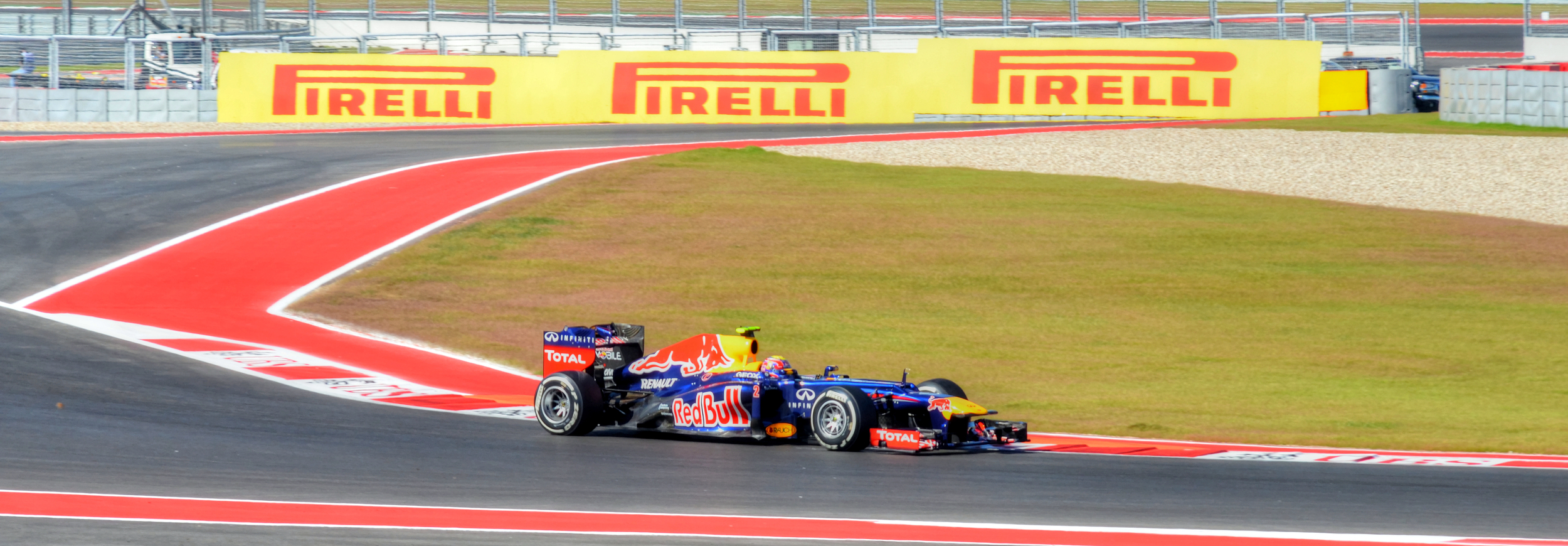 Formula One at Circuit of the Americas, Austin, Texas, USA