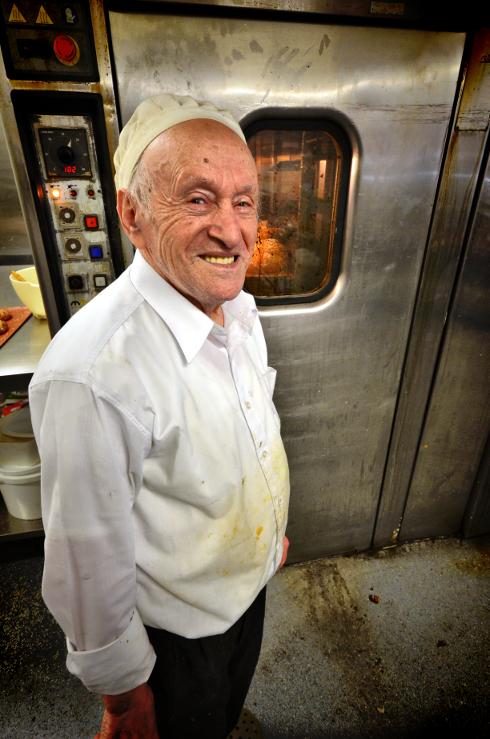 The Indefatigable Mr. Glick, owner of Glicks Bagels in Melbourne, Australia