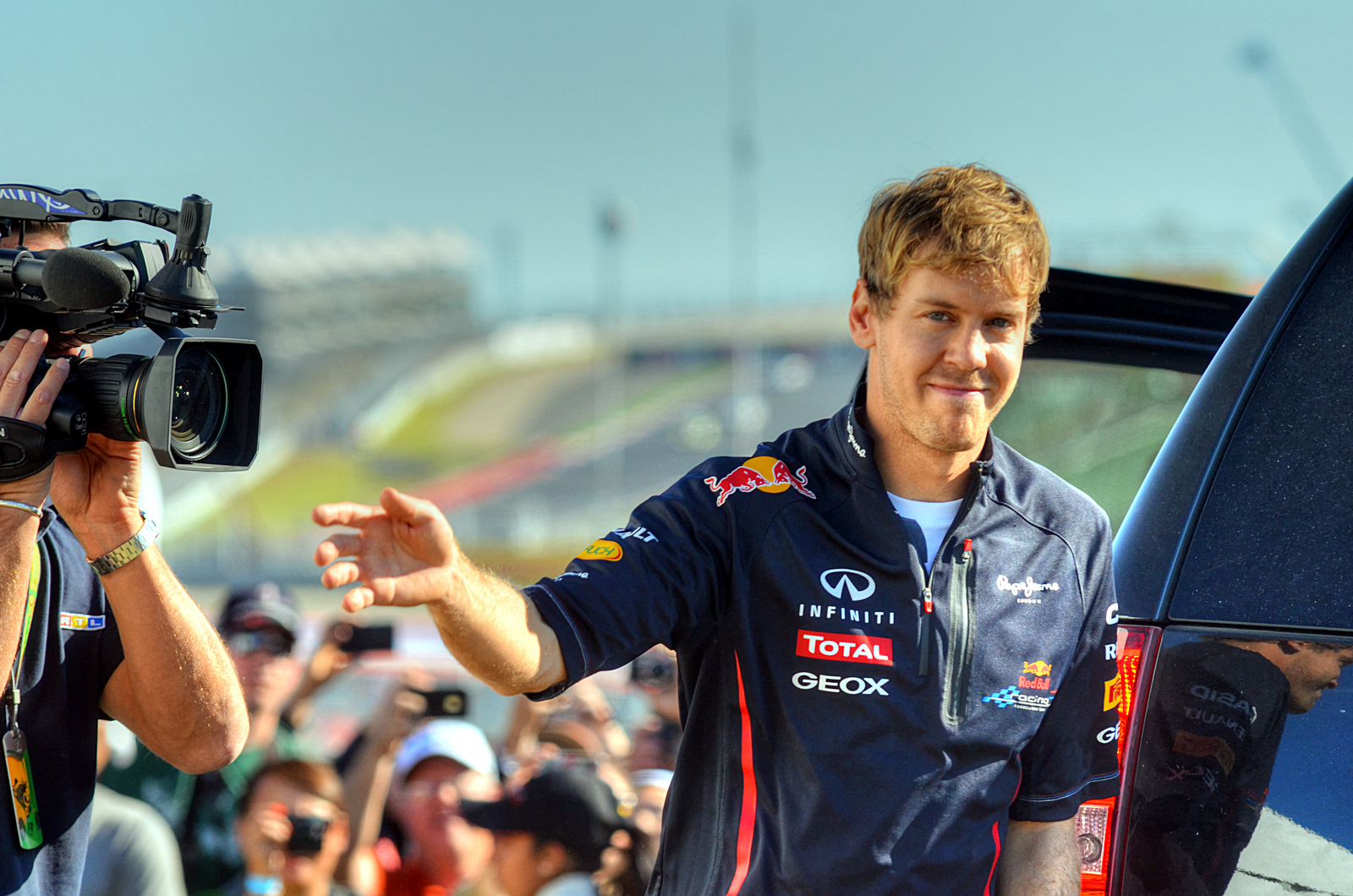 Sebestian Vettel, Formula One Champion