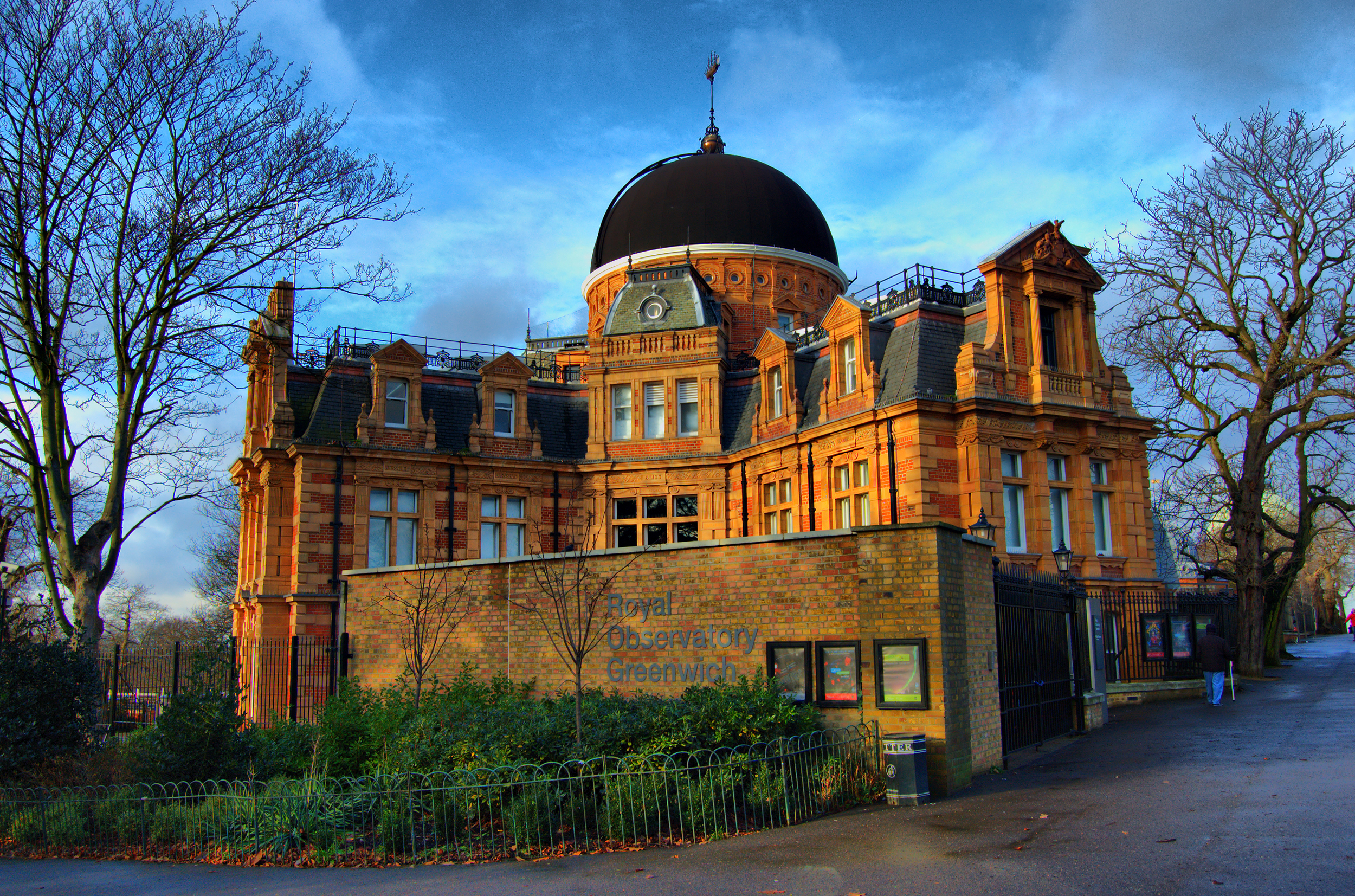 Greenwich Observatory, London, England