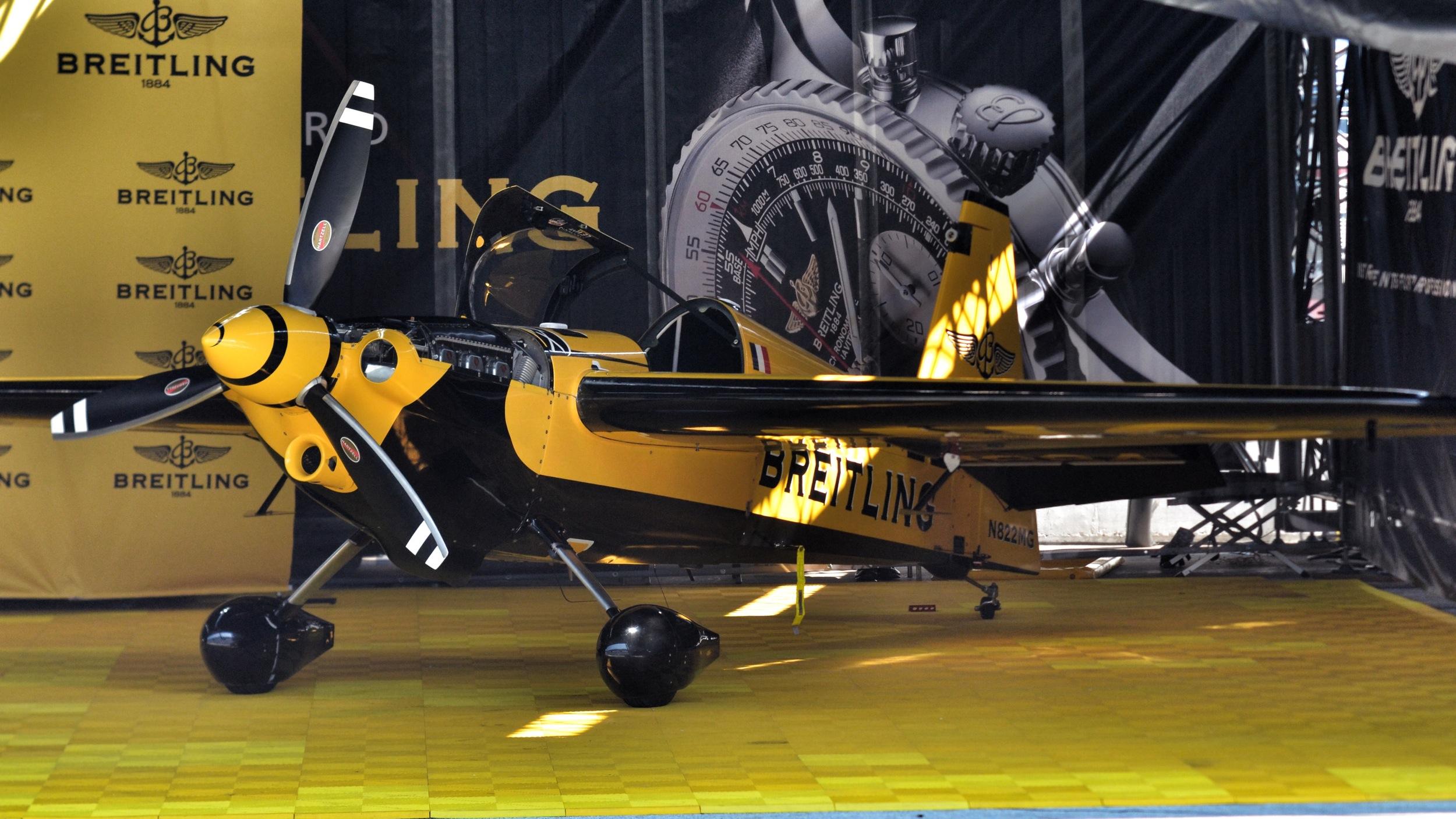 Red Bull Brietling Air Race Aircraft