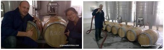 China vintage 2013