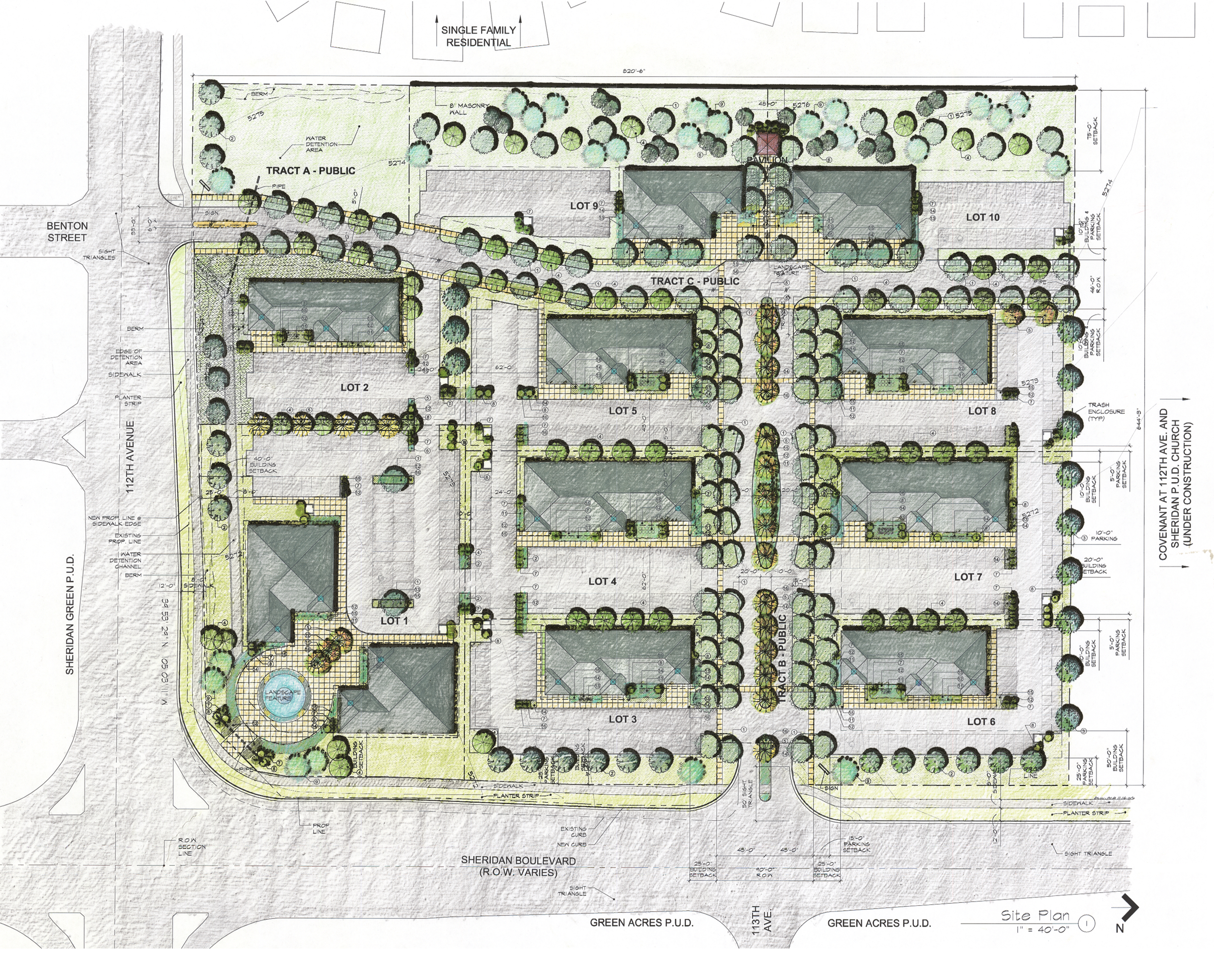 benton park medical office development