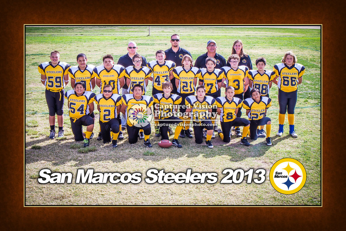 The San Marcos Steelers