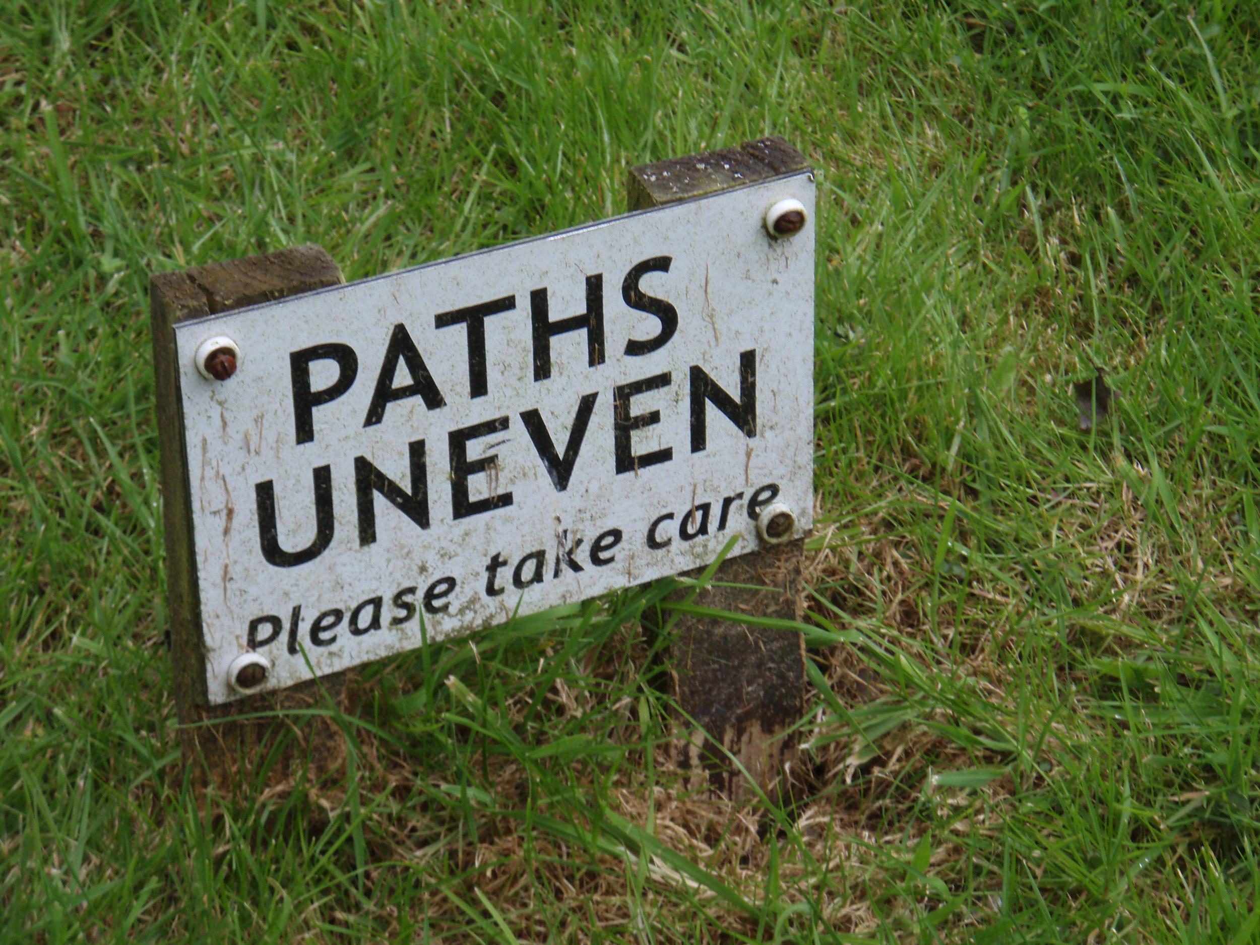Paths Uneven.JPG