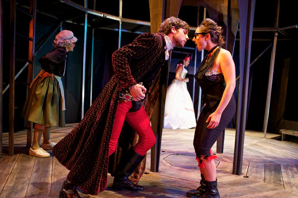 Aphra Behn's The Rover, with Jeremy Kahn. Shotgun Players. Photo: Pak Han.
