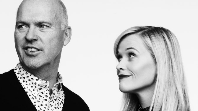 Michael Keaton and Reese Witherspoon on the Journeys of 'Birdman' and 'Wild'