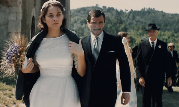 Marion Cotillard in a scene from the film From the Land of the Moon, which is in line for the Palme d'Or.