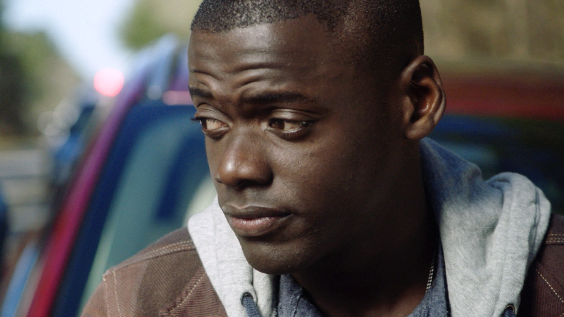Chris (Daniel Kaluuya) in Get Out. / Universal Pictures