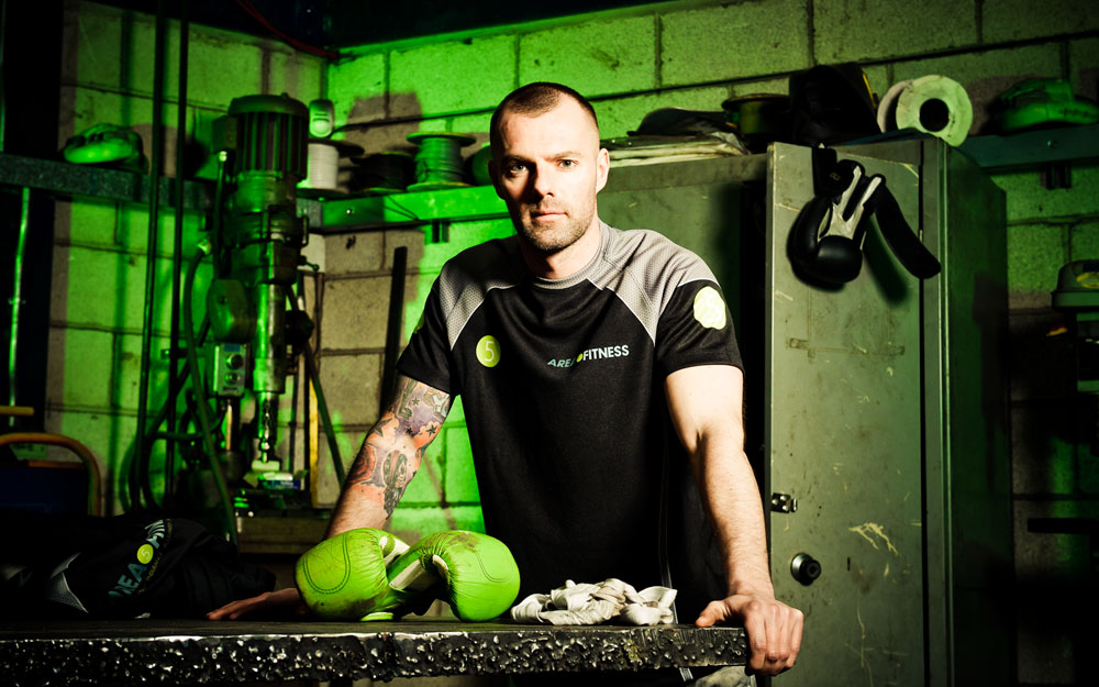 """""""If your looking for a personal trainer, you've come to the wrong place."""" CEO Ryan Herbert"""