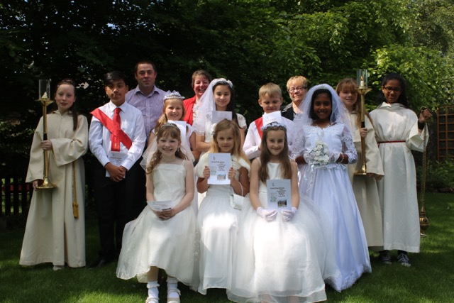 First Holy Communions 2016