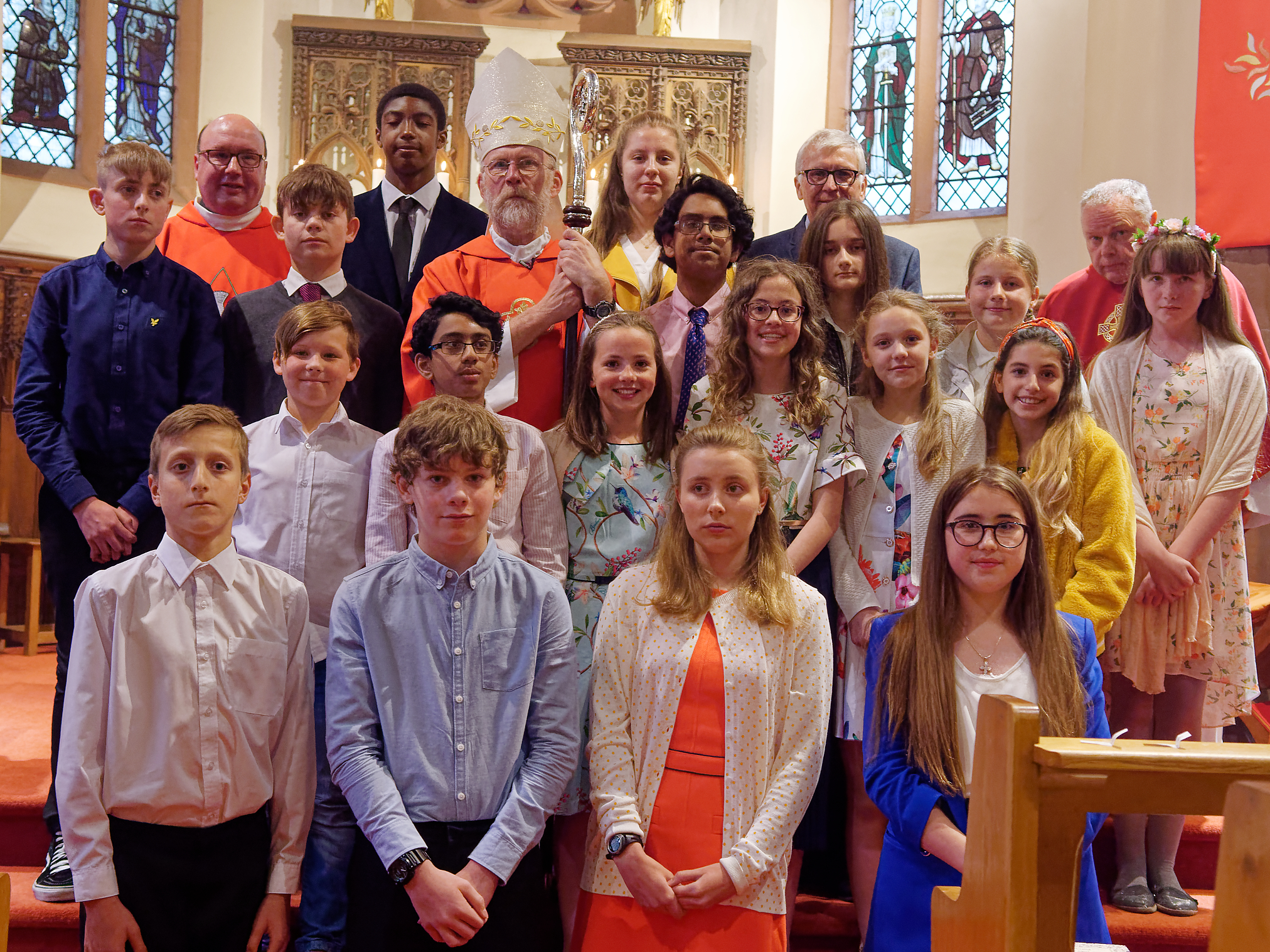 Confirmations 2019