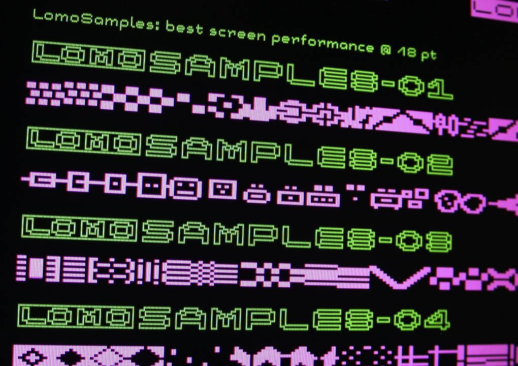 font_lomo_samples.jpg