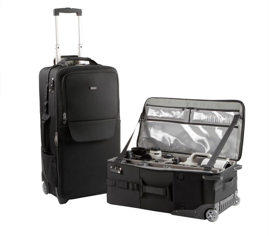 Logistics Manager™ Rolling Camera Case
