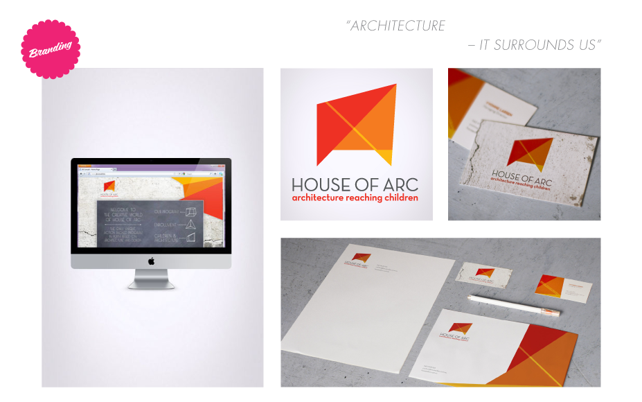 HOUSE OF ARC offers an unique action-packed week for children   aged 8-12. The program inspires the understanding of architecture and design through building, creating and initiating change.   HOA encourage children to be involved in planning, share opinions and ideas, to understand how we live, use building materials, and have lots of fun.
