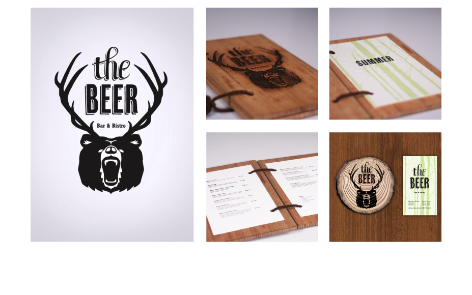 THE BEER serves rustic food, and has solid wooden interiors. Inspired by Scandinavian design the atmosphere of The Beer is relaxing, exclusive and homey, the colors light and airy. This is a place you come to have a beer with some friends, or to just have a nice relaxing meal.