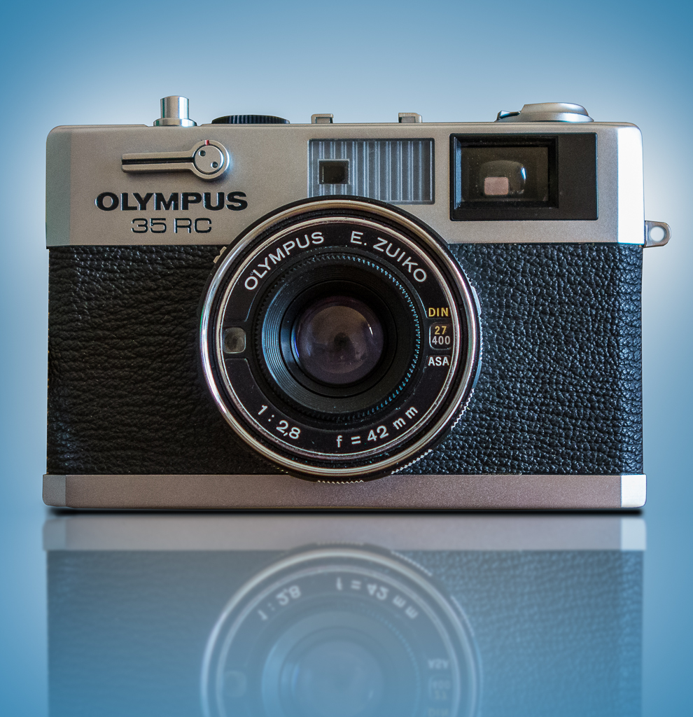 This is my Olympus 35RC