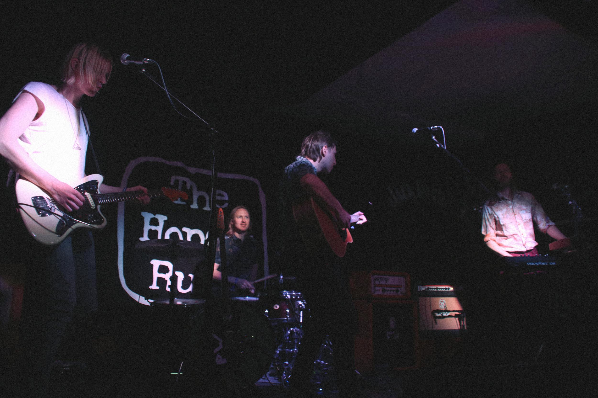 Copenhagen-based band Palace Winter