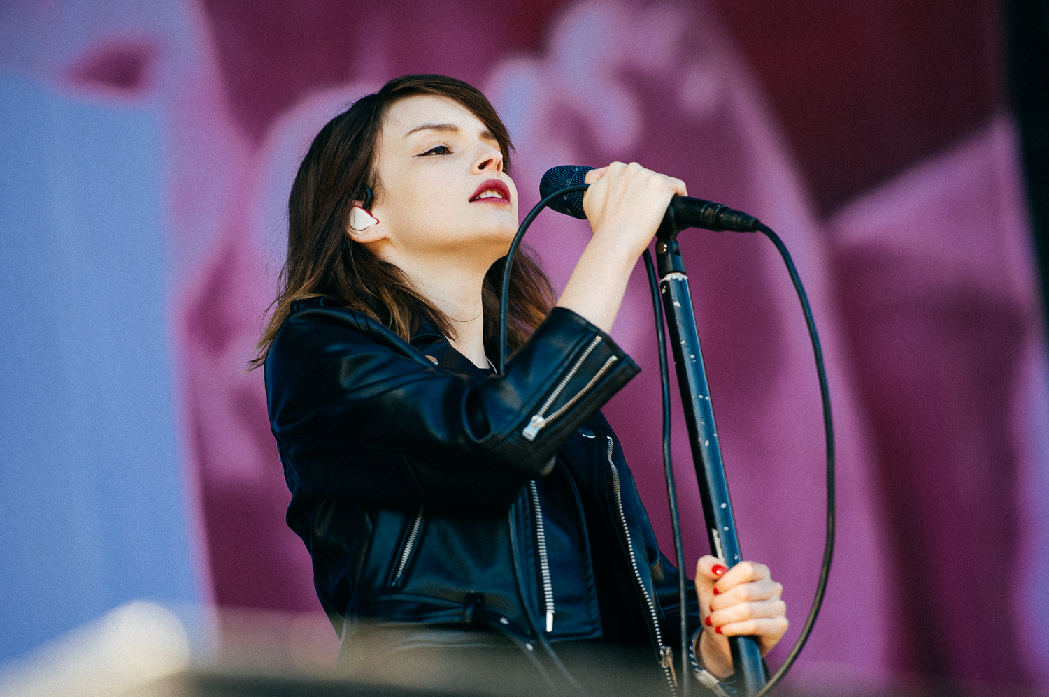 Chvrches (Credit Olle Kirchmeier)