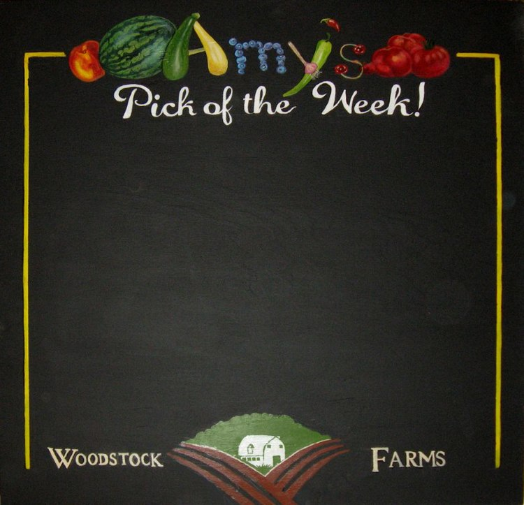 Woodstock Farms Sign