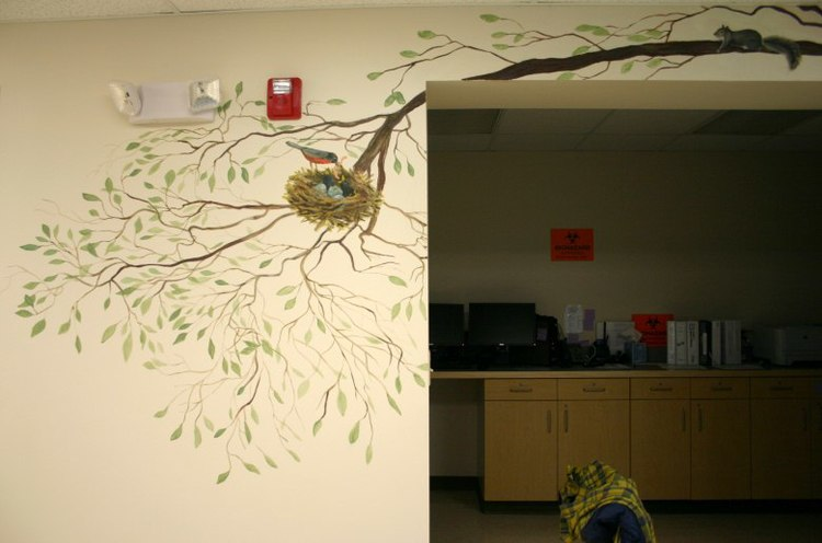 Blood Lab, North Stonington Medical Center