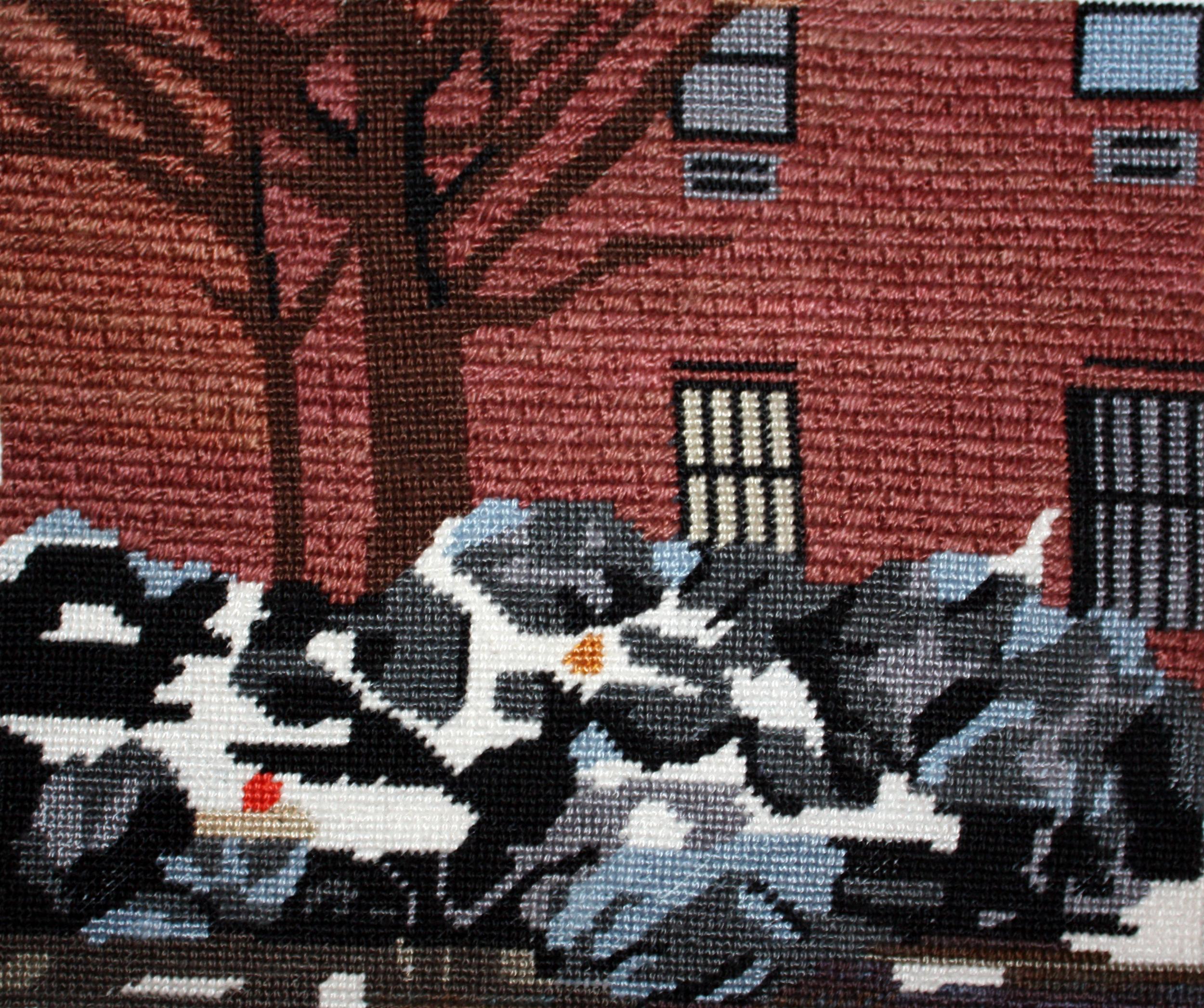 Bowery, Winter Trash