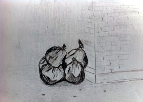Stanton Street Drawing