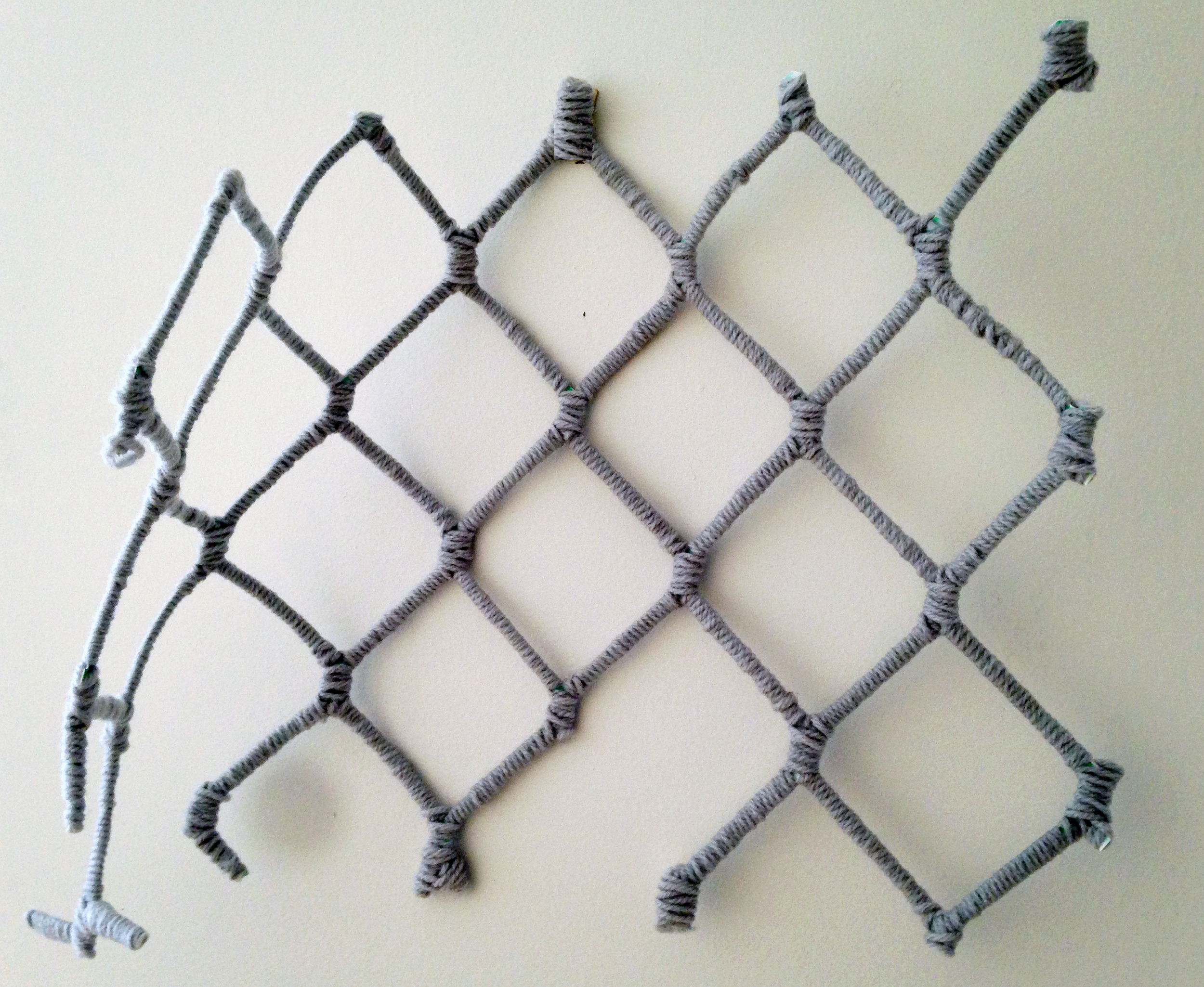 Chain-link, fragment 2, 2014
