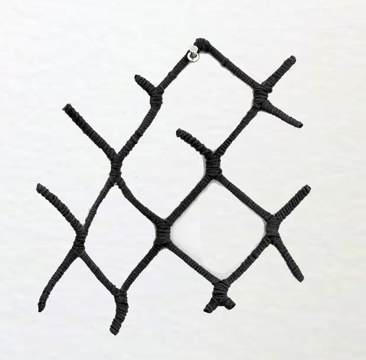 Chain-link 5, fragment, 2014