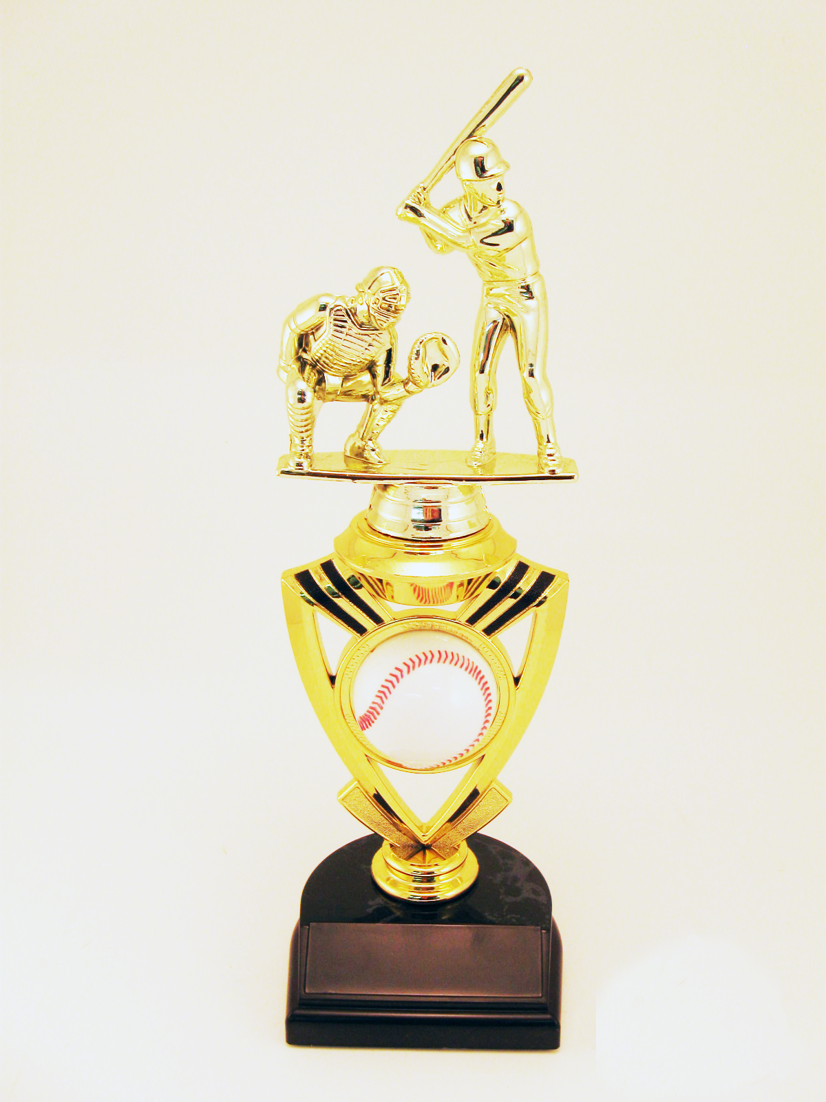"""NEW!Baseball Trophy 11"""" Tall Available in multiple sports!!-  $13.73 each  (Includes tax & engraving). [ITEM#:  16L ]"""