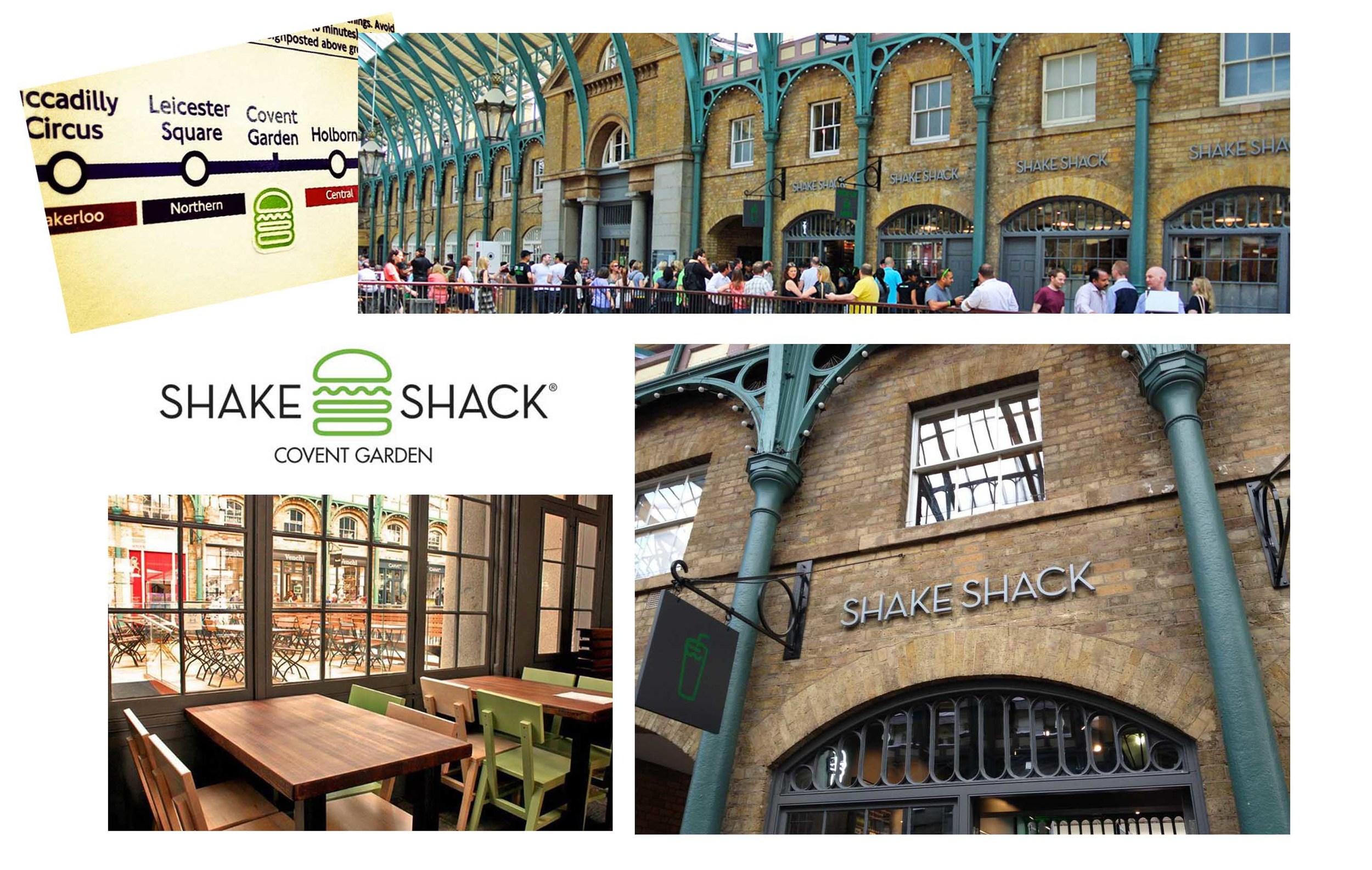 LONDON SHACK, 2013 -