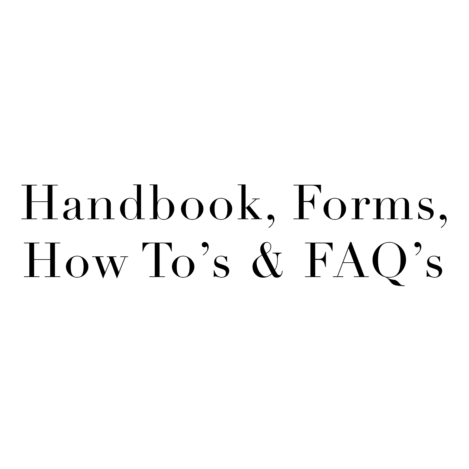 Handbook, Forms, HowTos.png