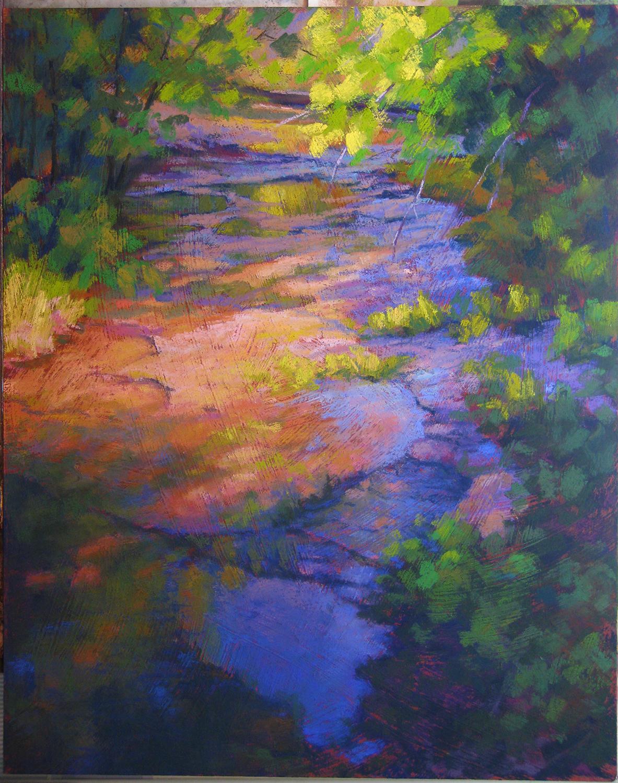 Creek Bed Colors