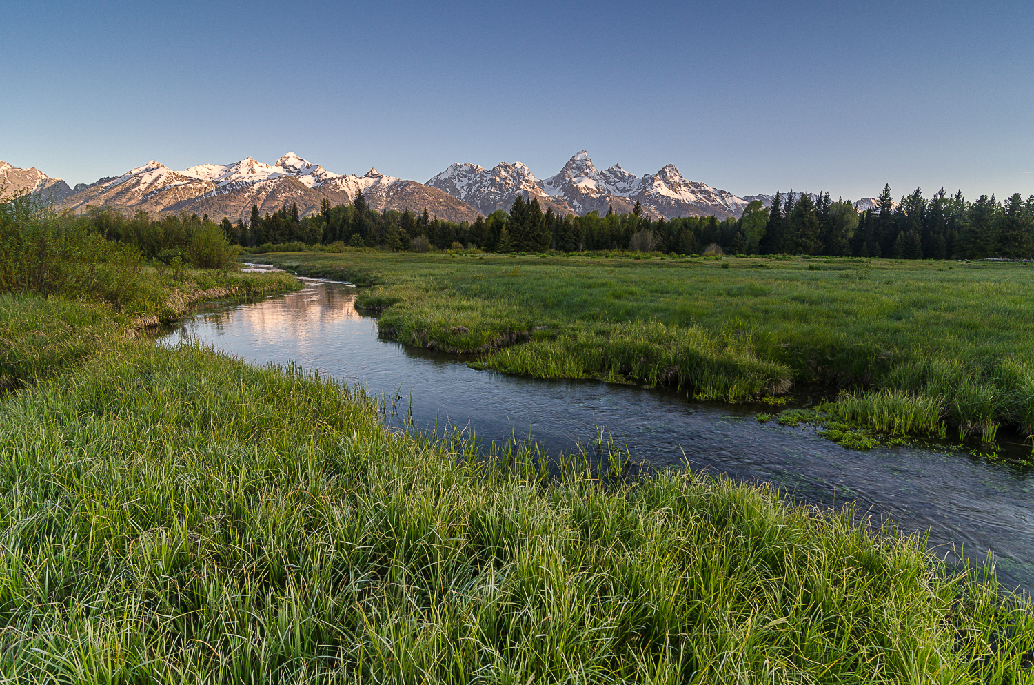 Blacktail Ponds, Grand Teton