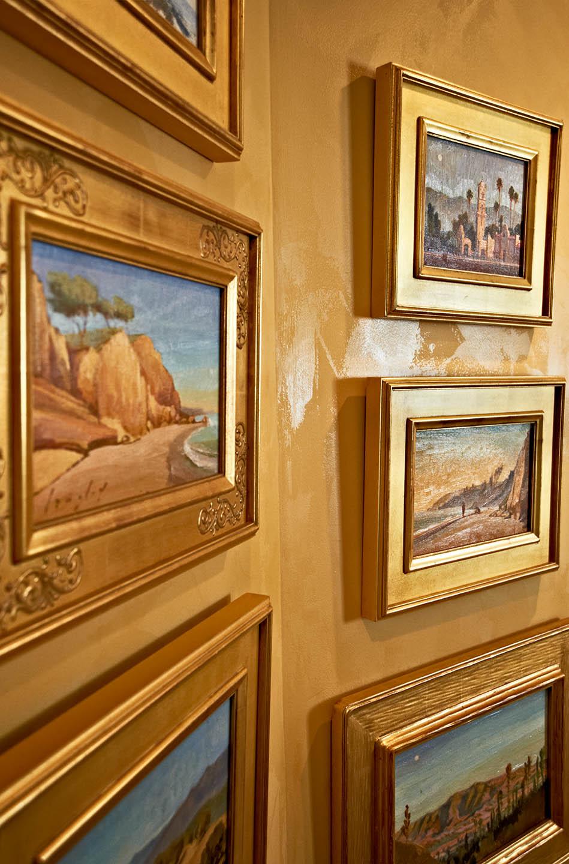 Langley Art at Home