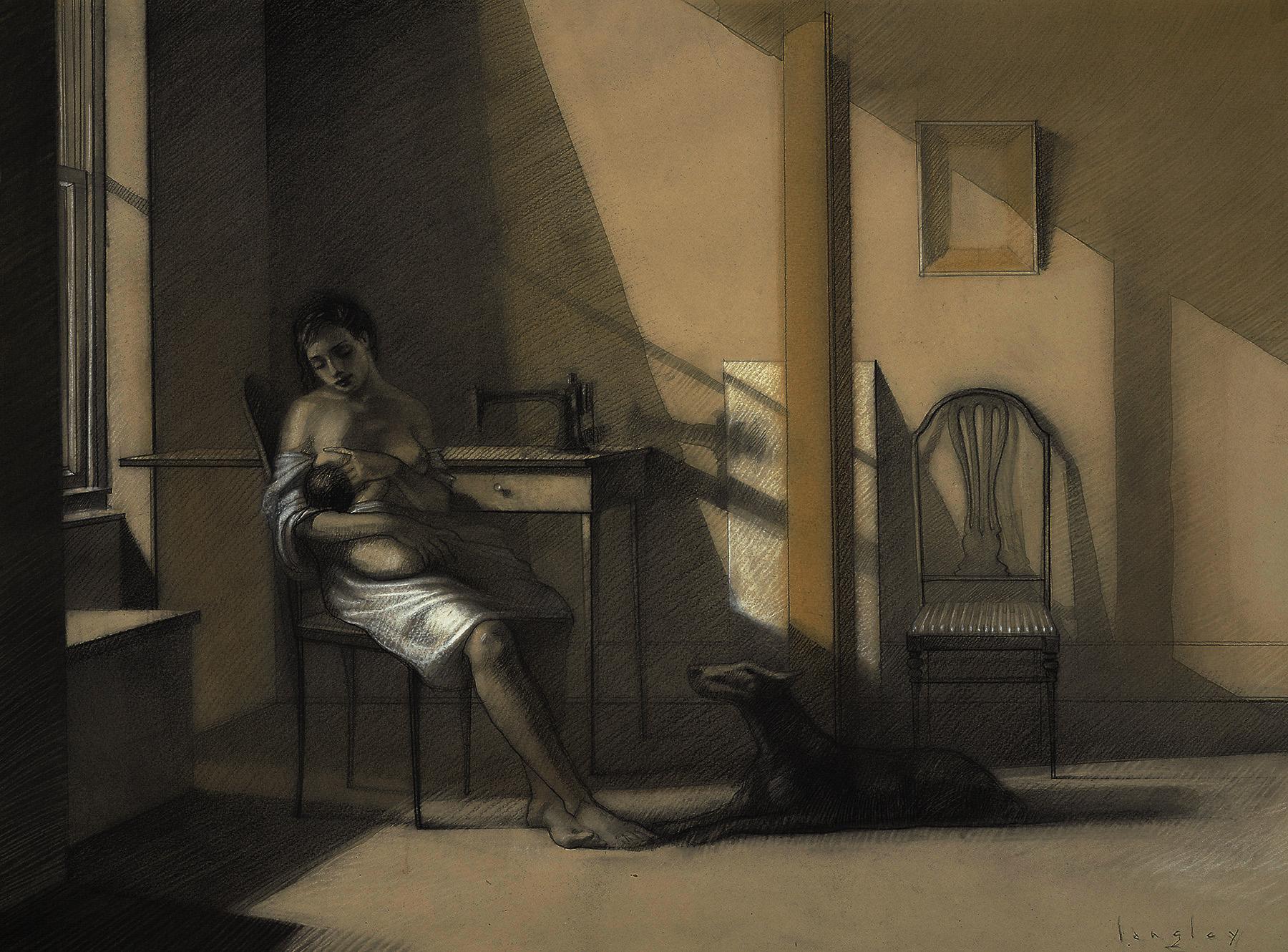 langley study for Madonna del Latte.jpg
