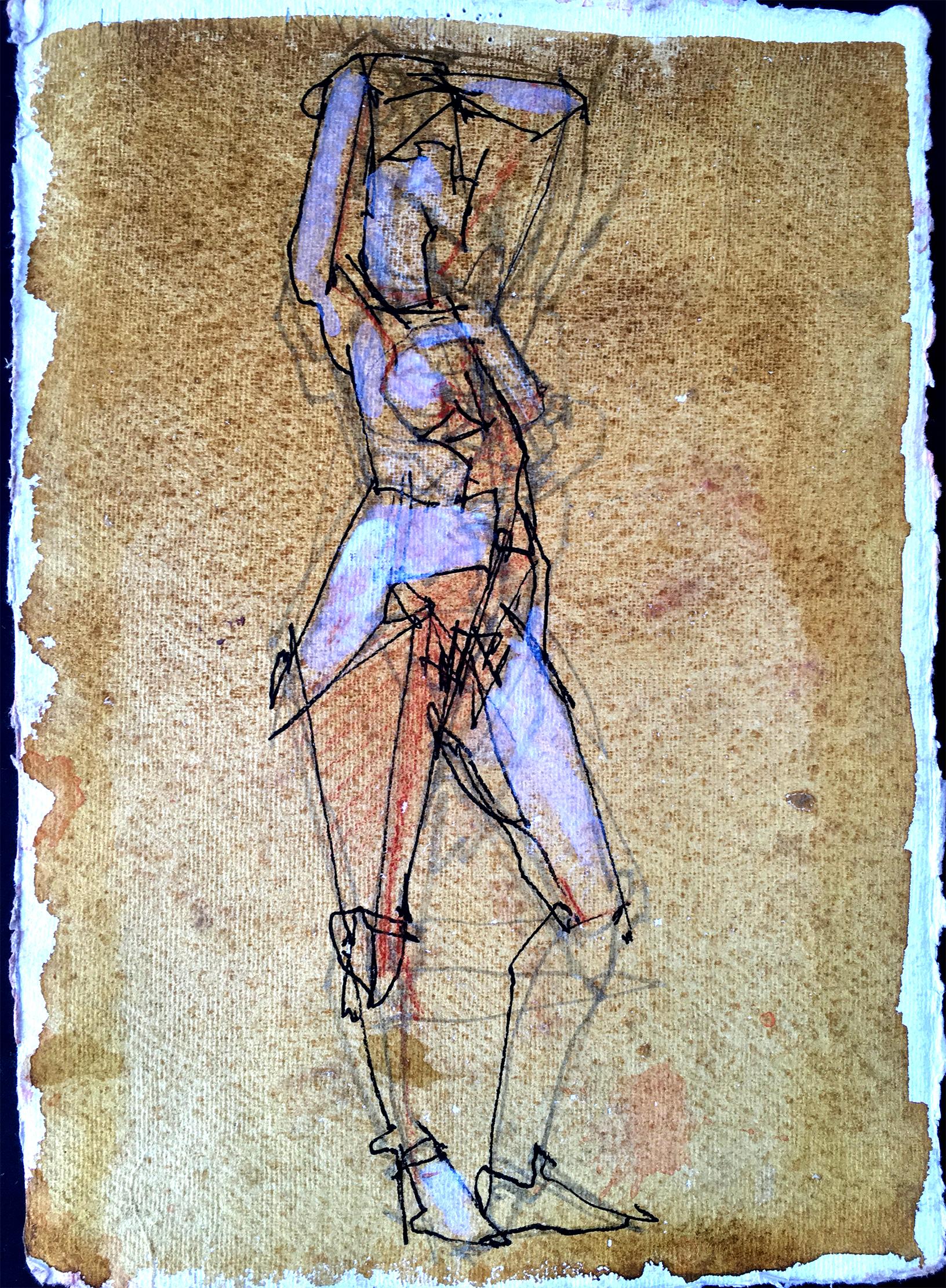 langley nude matrix 9x6 wc ink 2015.jpg