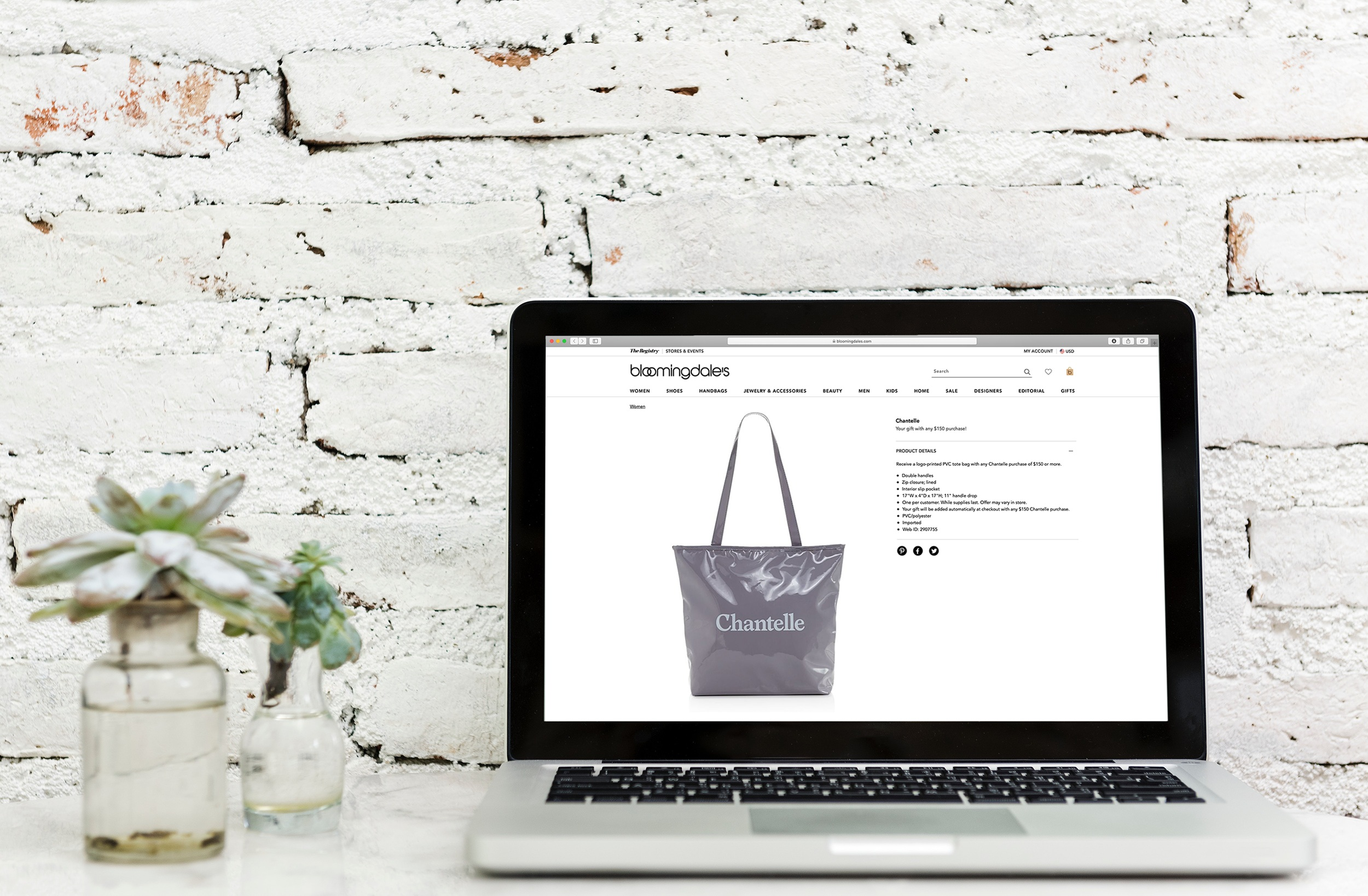 Gift-with-Purchase Bag Produced & Distributed to Retailers Nationwide