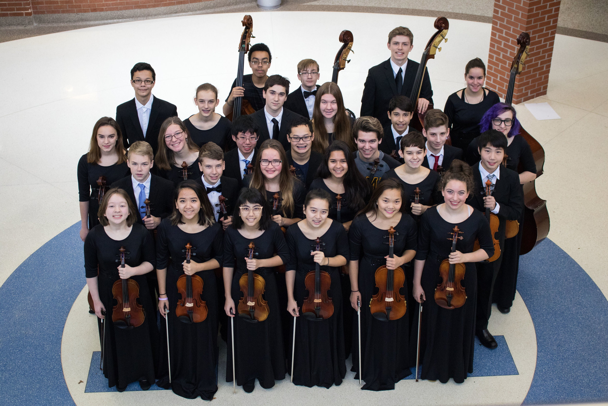 String Orchestra 2017-18